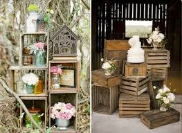 Rustic Themed Wedding Hitched Planners Singapore Artificial Bouquets