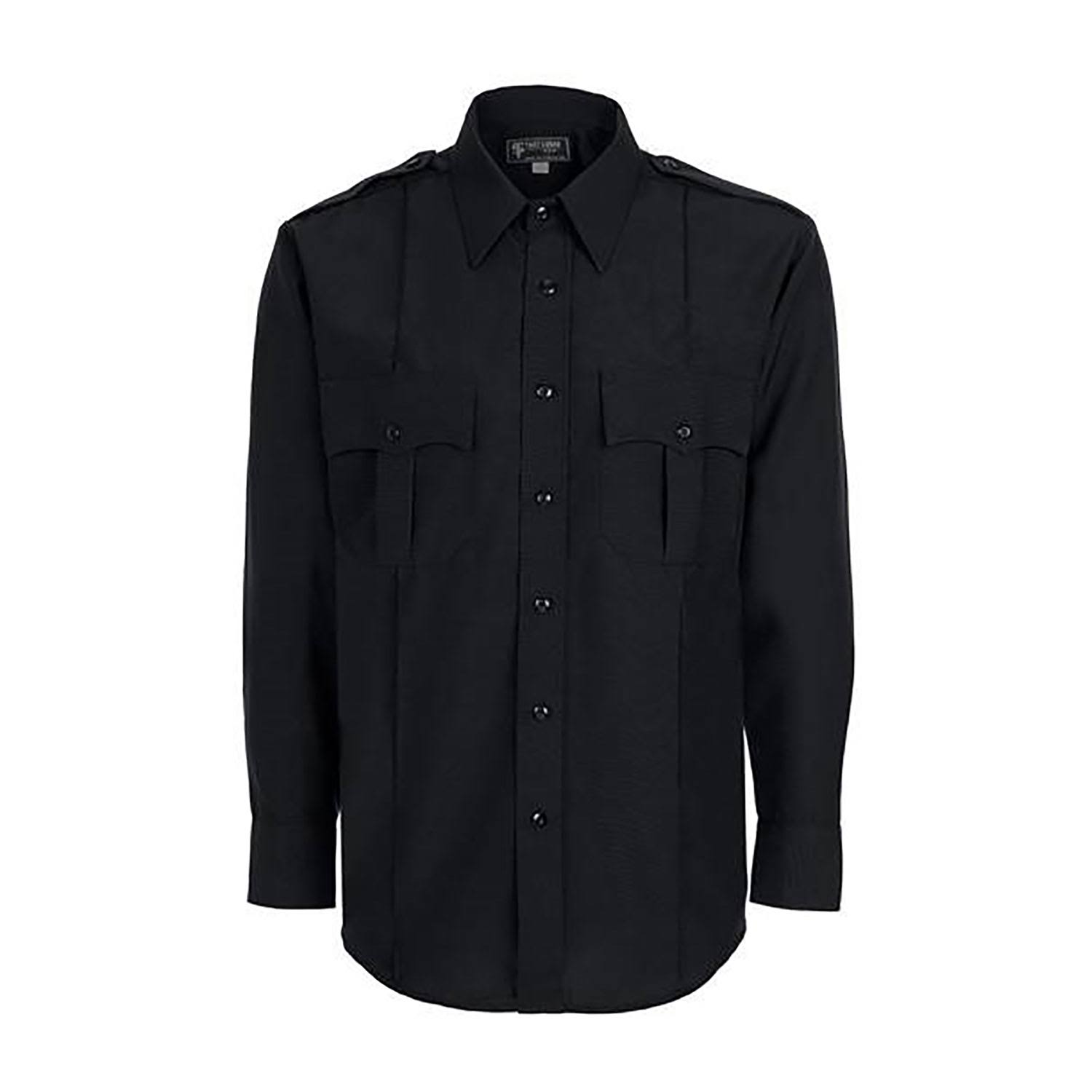 Tact Squad 100% Polyester Shirt - Nickel - 8002N-L/R