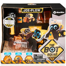 WowWee 1551 The Bot Squad Joe-Plow Remote Controlled Robot Toy For ... Hate To Shovel Plow In Your Pajamas With Remote Controlled Robot Dropshipping For Aeofun 110 4wd Offroad Rc Truck Rtf 3650 3300kv Snow Blower Robotshop Control Auto Car Hd Snplowmounting Guidelines 2017 Trailerbody Builders Adventures Highway Plow Project Overkill 6wd Juggernaut Snow Machines Doing Work Optimus Blizzard Cheap Us Military Find Deals On Line At Toy Trucks How Make A For Rc Best Image Kusaboshicom Build A Mini Remotecontrolled Snplow Popular Science