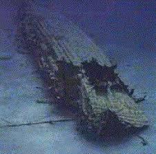 Brittanic Sinking by Hmhs Britannic Shipwreck First World War 1914 1918