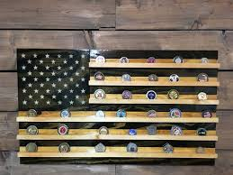 Challenge Coin Holder Tactical