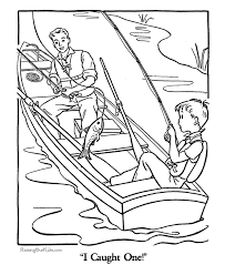 Inspirational Fishing Coloring Pages 45 On Free Kids With