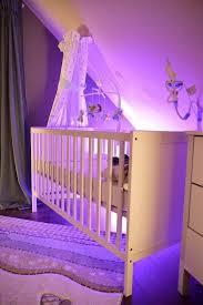 farbiges licht für die nacht im kinderzimmer babyzimmer