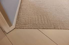 easy tile to carpet transition southbaynorton interior home