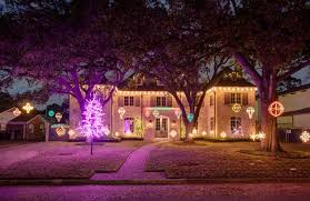 Hanging Lights From Gutters Outside Gutter Christmas For Your House How To Put Up Exterior Outdoor Security