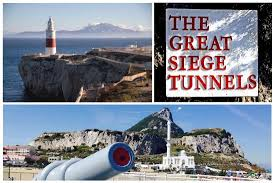 the great siege visit europa point the great siege tunnel picture of gibraltar