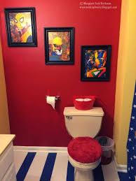 Finding Nemo Bathroom Theme by Marvel Superhero Bathroom Accessories