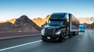 We Experience The Safer Freightliner Trucks Of The Future - Roadshow