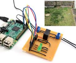 Hose Faucet Timer Wifi by Raspberry Pi Controlled Irrigation System 12 Steps With Pictures