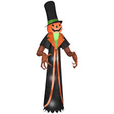 Disney Halloween Airblown Inflatables by Giant Airblown Pumpkin Scrooge