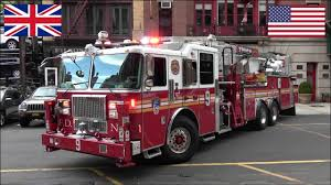 Fire Engines And Trucks Responding - BEST OF 2016 - YouTube
