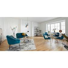 leonique teppich juliet rechteckig 12 mm höhe moderne marmor optik wohnzimmer