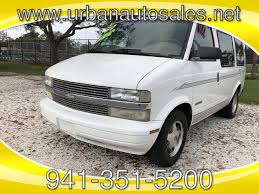 Used Chevrolet Astro For Sale Tampa FL