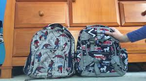 A Comparison Of Pottery Barn Kids Small Backpacks - YouTube Colton School Bpacks Pbteen Youtube Pottery Barn Teen Northfield Navy Dot Rolling Carryon Spinner Gear Up Guys How To Avoid A Heavy Bpack For Boys Back To Checklist The Sunny Side Blog And Accsories For Girls Pb Zio Ziegler Blue Black Snake Brand Bpack Photos School Stylish Bpacks Decor Pbteen Catalog Pbteens 57917 New Nwt
