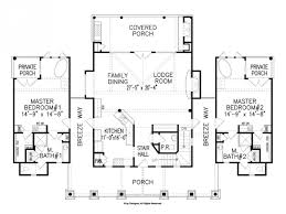 Cozy Inspiration Cabin Floor Plans One Level 10 EPlans Craftsman House Plan Rustic Style Plan1873 On