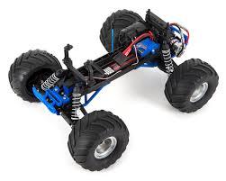 100 Bigfoot Monster Truck Toys Traxxas 110 RTR Red White Blue