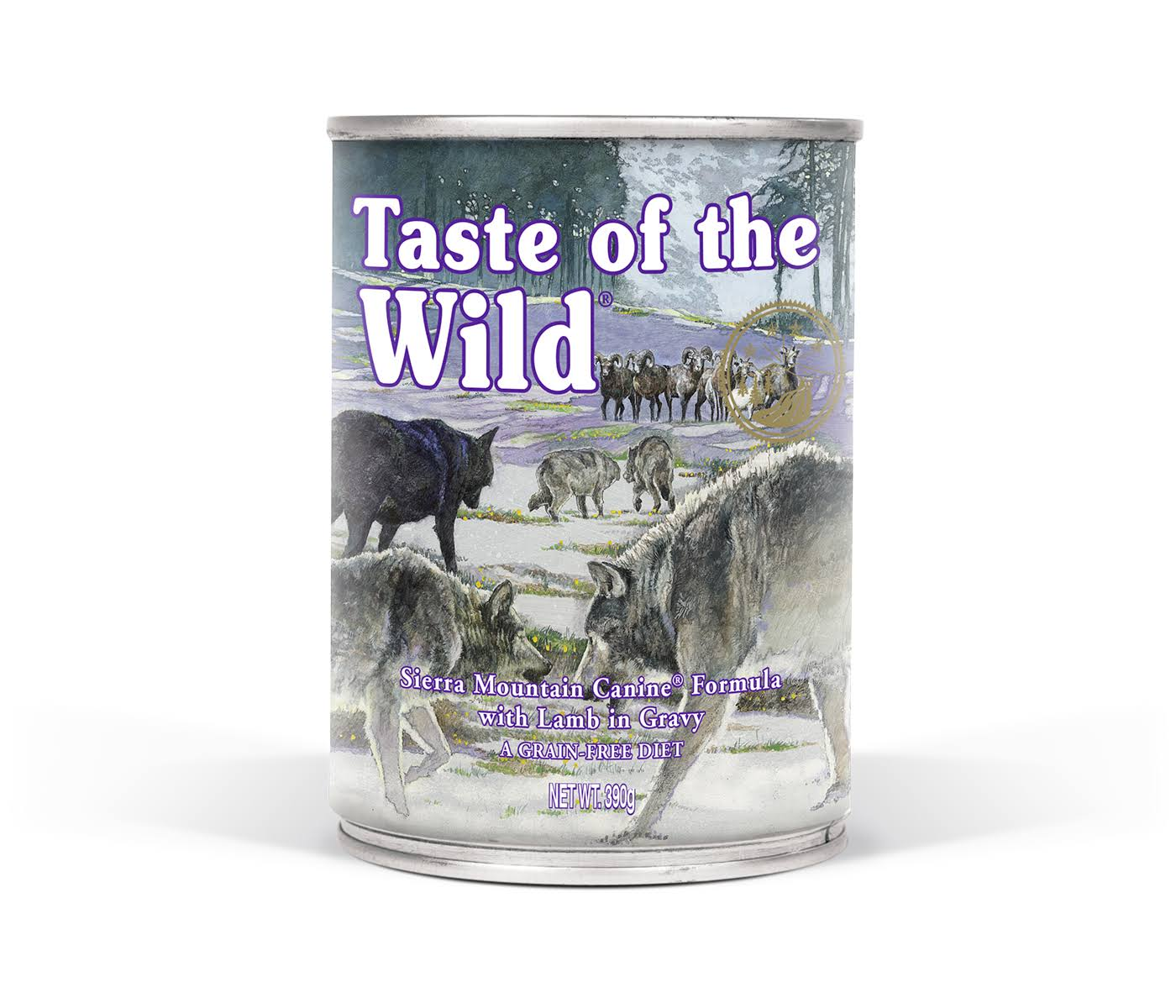 Taste of The Wild Sierra Mountain Dog Food (13.2 oz)