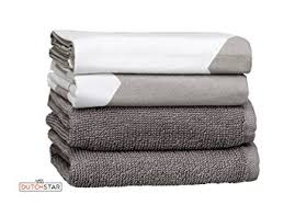 Decorative Hand Towel Sets by Amazon Com Matching Kitchen Dish Towels Sturdy Decorative Super