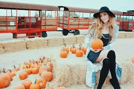 Macdonalds Ranch Pumpkin Patch Scottsdale by Journal Archives Whimsy Wanderer