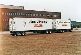 History | BÖRJE JÖNSSON ÅKERI AB - Kvalitetstransporter Sedan 1954