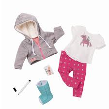 Buy Our Generation Doll Clothing Get Well Soon 730284