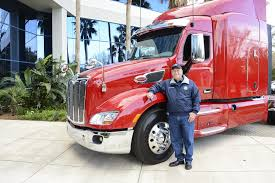 100 Win Truck Owneroperator Wins Peterbilt 579 In Landstar Contest