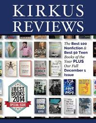 December 01 2014 Volume LXXXII No 23 By Kirkus Reviews