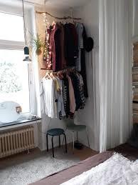 diy kleiderstange aus zweigen diy clothes