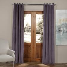 Black Blackout Curtains Walmart by Indoor Curtains U0026 Drapes Window Treatments The Home Depot