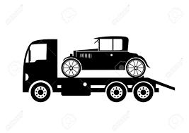 100 Tow Truck Clipart Truck Vector Abeons S Vectors