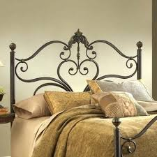 Wrought Iron King Headboard by Iron Headboard King U2013 Senalka Com