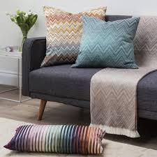 100 Missoni Sofa Jarris Cushion 148 60x60cm