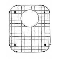 blanco precision sink grid 20x16 stainless steel the home depot