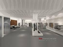 GW008 Creative Ideas Store Display Fixtures Women Clothing Showcase