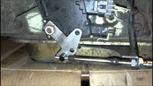 aftermarket shifter 4 the 4l80e youtube