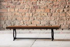Bench Stockists by Hyatt Canning Industrial Dining Bench Little Tree Furniture