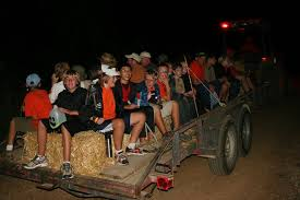 Halloween Hayride 2014 by Haunted Hayride Spooking Volunteers Longhorn Council Home Of