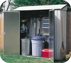 Arrow Woodridge Steel Storage Sheds by Arrow Sheds Metal Steel Outdoor Storage Shed Kits