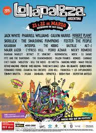 Smashing Pumpkins Chicago 2014 by Jack White Smashing Pumpkins Lead Lollapalooza South America 2015