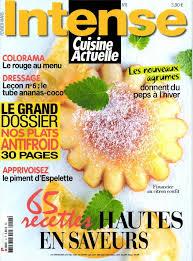 magazine de cuisine le magazine n 6 est sorti en kiosques le plein de
