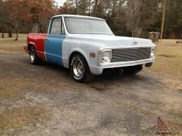 100 1970 Gmc Truck For Sale 1972 GMC W Chevrolet Front Cap 454 BBC Turbo 350 12 Bolt Rearend