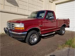 100 95 Ford Truck 19 F150 For Sale ClassicCarscom CC1150341