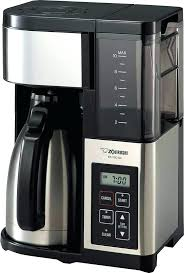 K Cup And Carafe Coffee Maker With Fresh Brew Plus Thermal 4 Stainless Steel