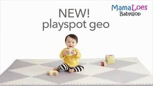 Skip Hop Foam Tiles Zoo by Skip Hop Geo Black Cream Playspot Puzzel En Speelmat Youtube