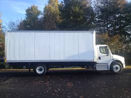 100 26 Truck 2019 Freightliner Business Class M2 106 000 GVWR Box