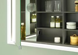 unterputz spiegelschrank der unsichtbare badezimmer