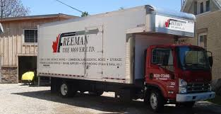 100 Movers Truck Freeman The Mover Ltd We Move The Finest People In The World OUR