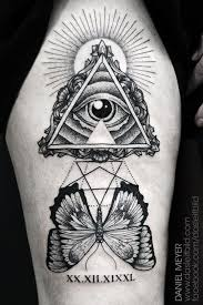 1000 Ideas About Pyramid Tattoo On Pinterest Egypt Throughout Shapes Designs