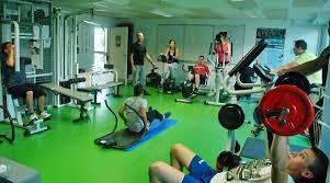 salle de musculation vannes au lycée louis armand la salle de musculation est très prisée