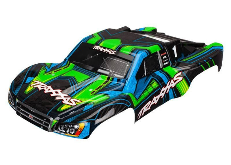 Traxxas TRA6844X Slash 4X4 Painted Body